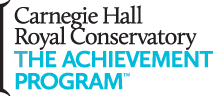 Carnegie Hall Royal Conservatory: The Achievement Program
