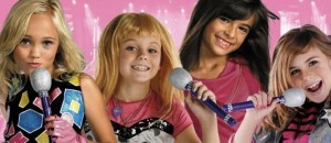 Pop Glee Class for Girls