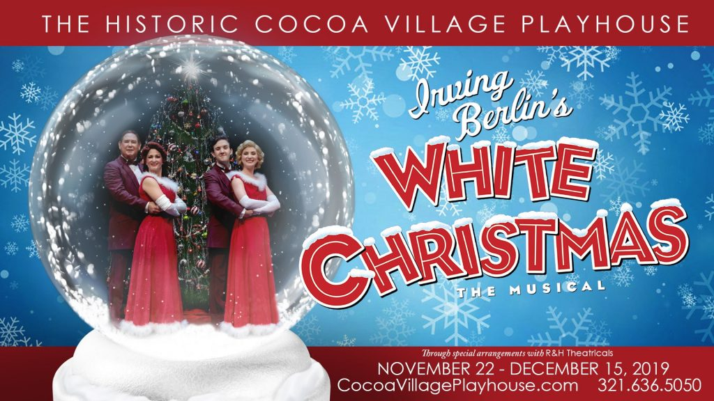 Released by the Cocoa Village Playhouse with GoForth Photography